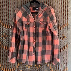 Hurley Women's Flannel